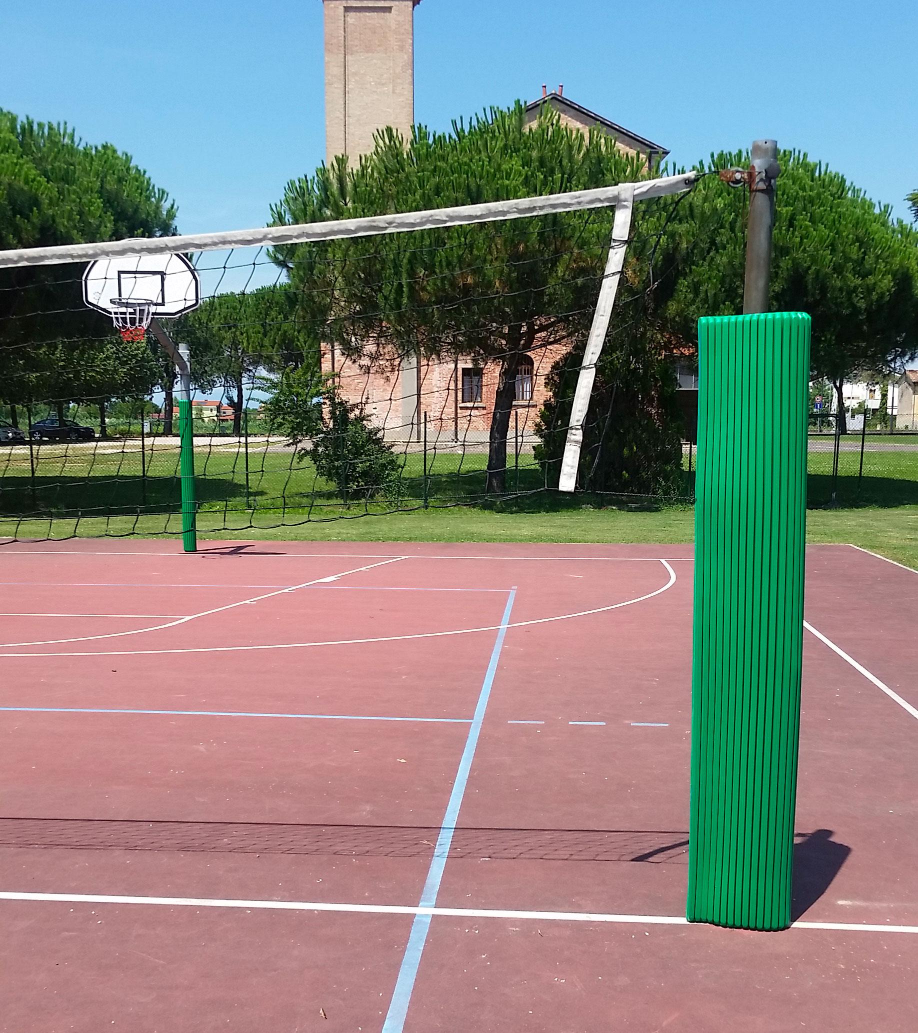 Protezioni sportive antitrauma e rivestimenti sportivi